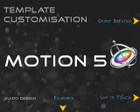 Professional Apple Motion 5 Customization Template by GuidoDesign - 64189