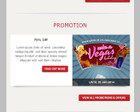 PSD to Quality Responsive Email template for any Email Marketing Platform by kunden - 61553
