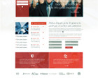 Premium PSD Home Page  Web Design  by KonnstantinC - 49381