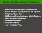 WordPress Security Issues & Loopholes Fixes by wpkraft - 42154