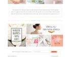Home Page/ Landing Page Web Design (psd file) by Webvilla - 72184