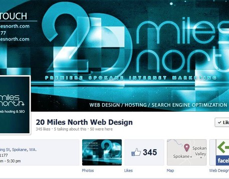 Facebook Timeline Design by omgraphic - 41681