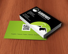 Custom Business Card Design by fragonard - 53097