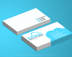 Double Sided Business Card Design by AbsolutDesign - 73692