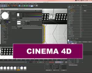 After Effects and Cinema 4D Template Customization by