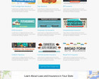 Professional High Converting Homepage Design by fritzelemino - 56532