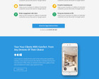 Professional High Conversion Homepage Design by fritzelemino - 79399