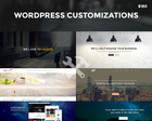 WordPress Theme Customization by PHILSE - 56275