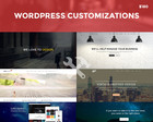 WordPress Theme Customization by PHILSE - 56276