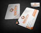 High-End Business Card Designs by Chathurangack - 60613