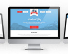 Professional Landing Page Design with SEO by zlaws - 42173
