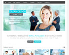 HTML / WordPress Responsive Website by Nofomsok - 50432