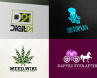 Unique, Creative and Professional Logo Designs by Scredeck - 63596