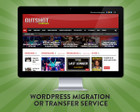 WordPress Site Migration or Transfer by niravdave - 55848