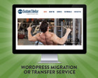 WordPress Site Migration or Transfer by niravdave - 55849