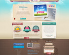 Premium Home or Landing Page Design by asaelv - 40498