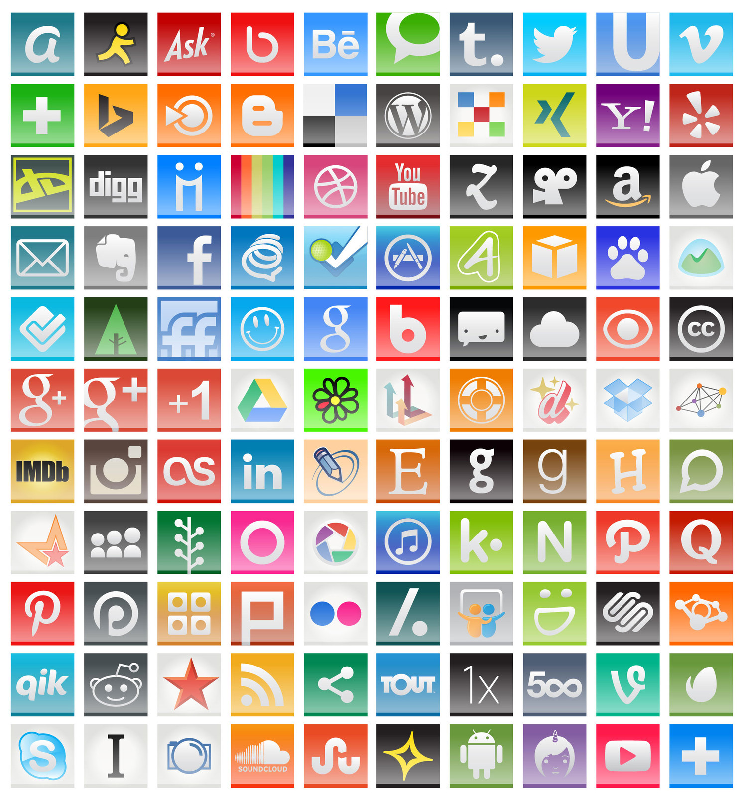 Design Icons For Web / Apps or