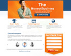 Premium PSD Home Page  Web Design  by KonnstantinC - 49384