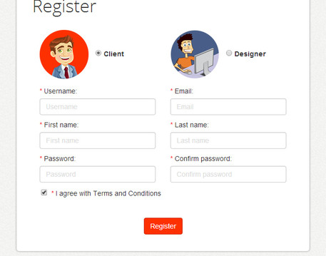 Custom WordPress Registration Form with Email Verification by freelancerrs - 41999
