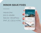 Minor Issue Fixes (WordPress, PHP, JS, CSS & HTML) by mpc - 78802