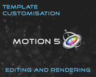 Professional Apple Motion 5 Customization Template by GuidoDesign - 64199