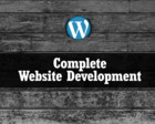Complete Website Development with Themeforest Theme by hasanet - 74261
