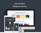Wordpress Theme Customization (Everything after installation) by jooport - 90369