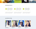 Professional  One  Page  Design / Redesign by KonnstantinC - 63746