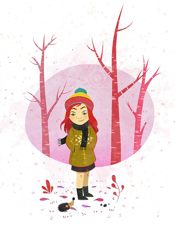 Character Design By 100 Illustrators Pdf : Character design illustrations by geanine on envato studio