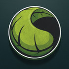 Medium fb b leaf icon envato