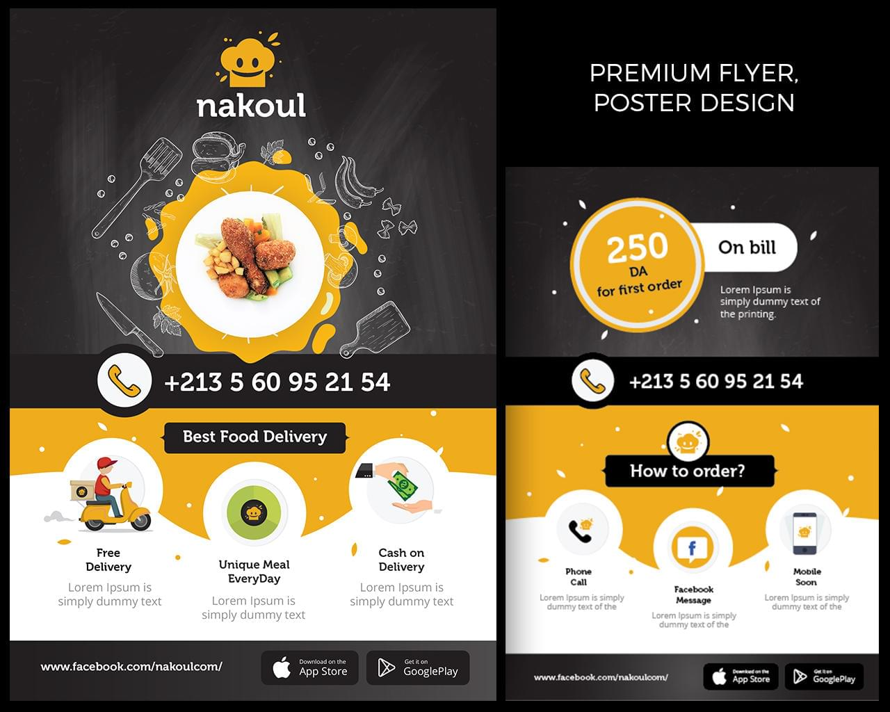 Design A Professional Brochure A4/A5 or Trifold or Flyer by idesignera - 111402