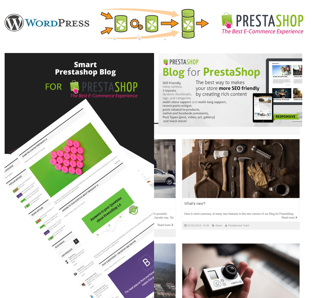 Prestashop Support  by SmartDataSoft - 77692