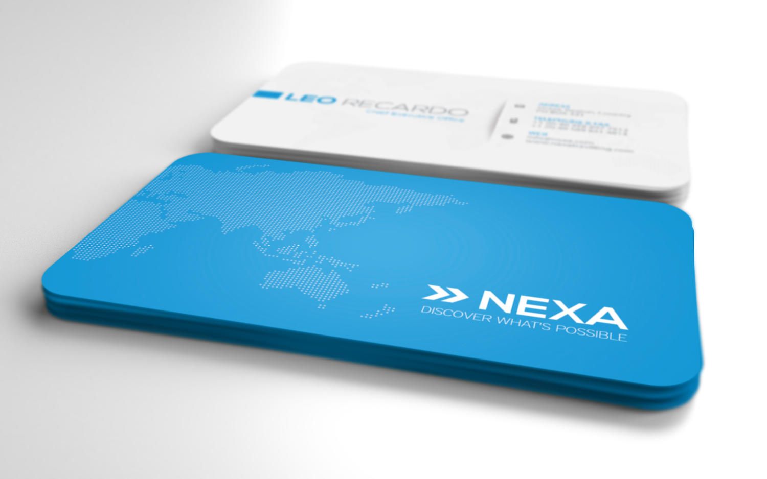 Professional Business Card Design by Unicogfx - 1885