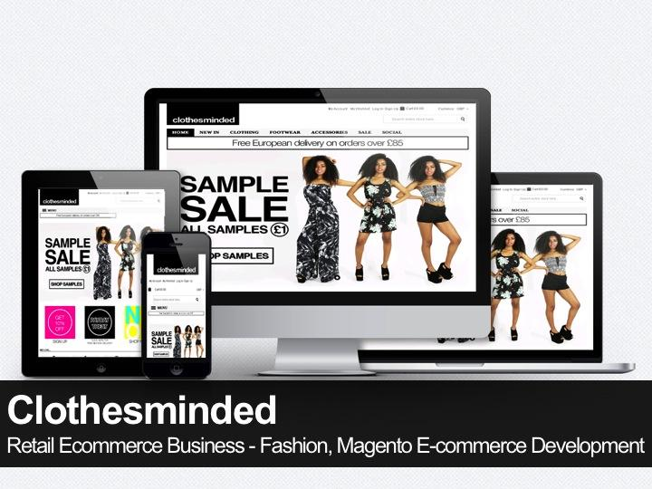 Responsive Magento Website by sniro - 57342