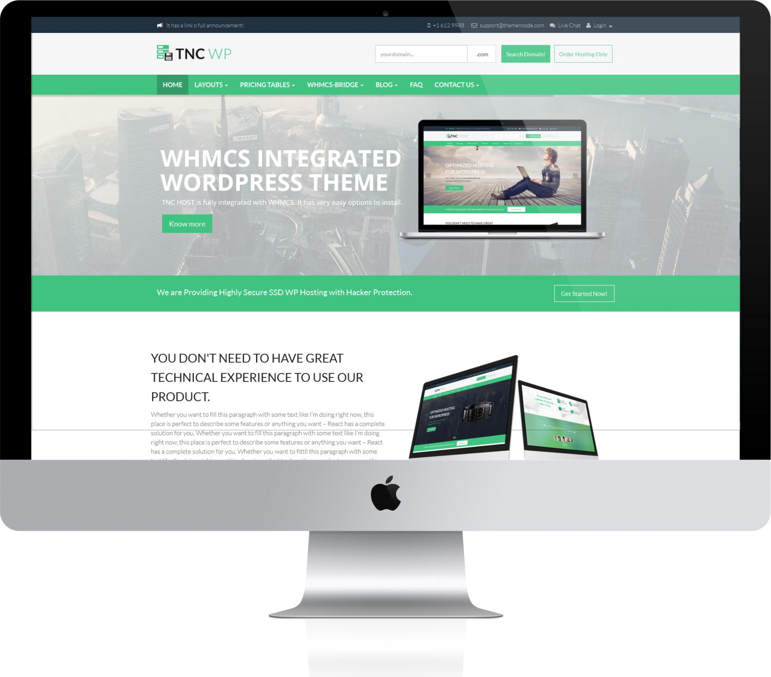 Develop a custom WordPress Theme From PSD by ThemeNcode - 72554