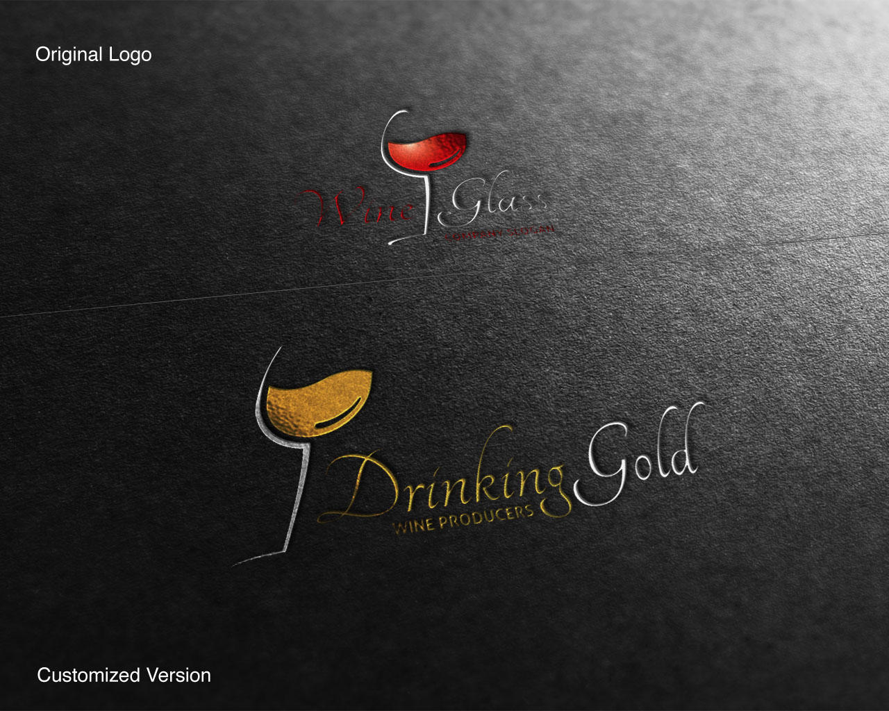 Simple Logo Tweak & Customization by PVillage - 62539