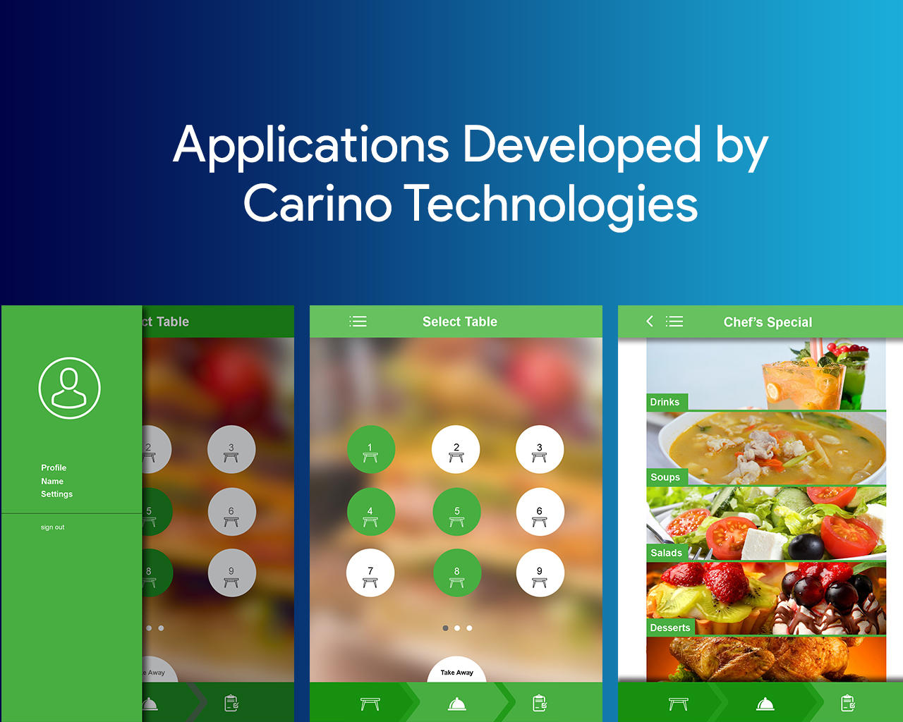 Android & IOS Custom Ionic App Development by Carino_Technologies - 107597