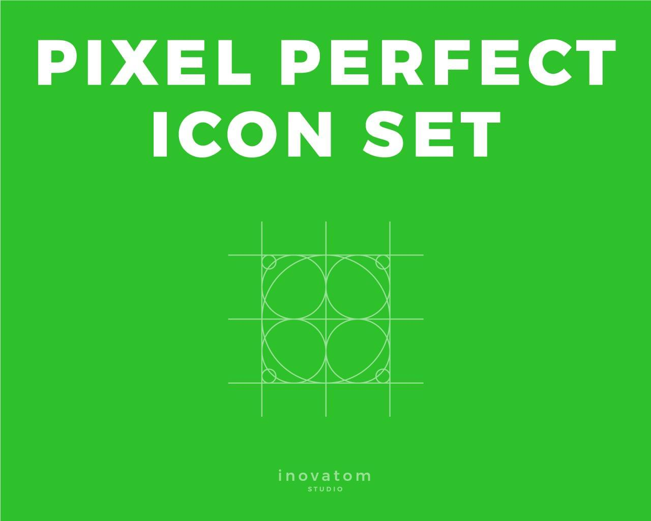 Pixel Perfect Icon set by InovatomStudios - 114635