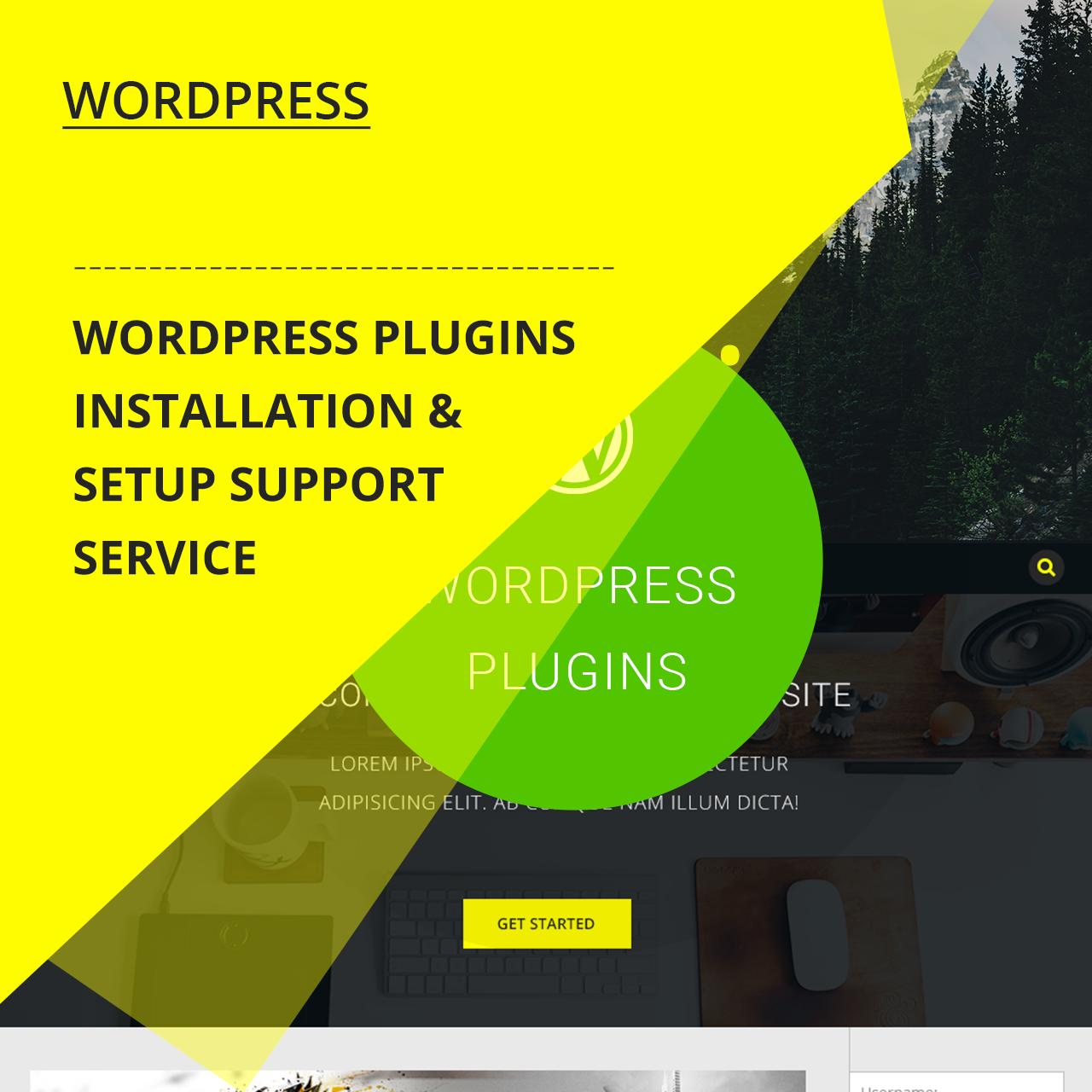 Wordpress Plugins Installation & Setup Support Service by zendcrew - 108511