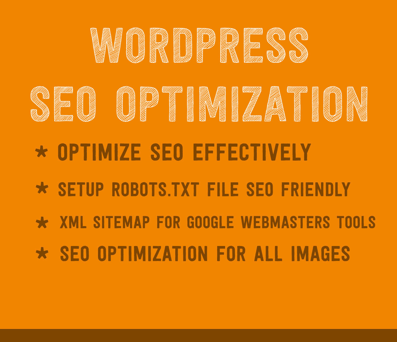 WordPress SEO Optimization with a Smile by MuhammadHaroon - 73208