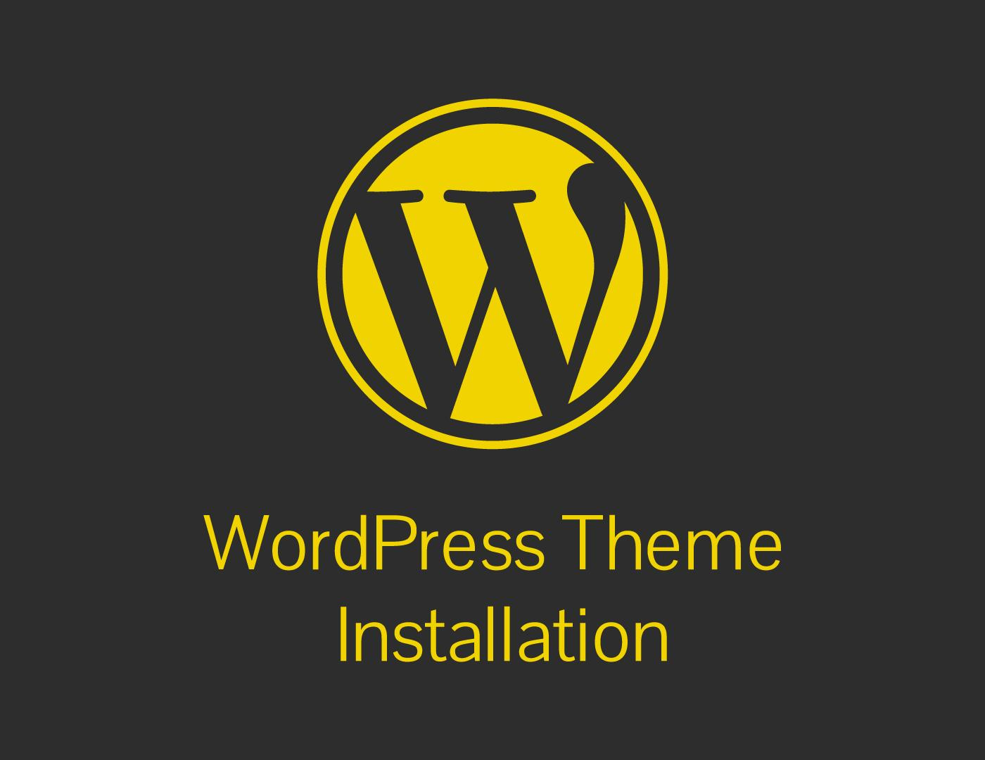 WordPress Theme Installation and Demo Setup by dabaman - 78548