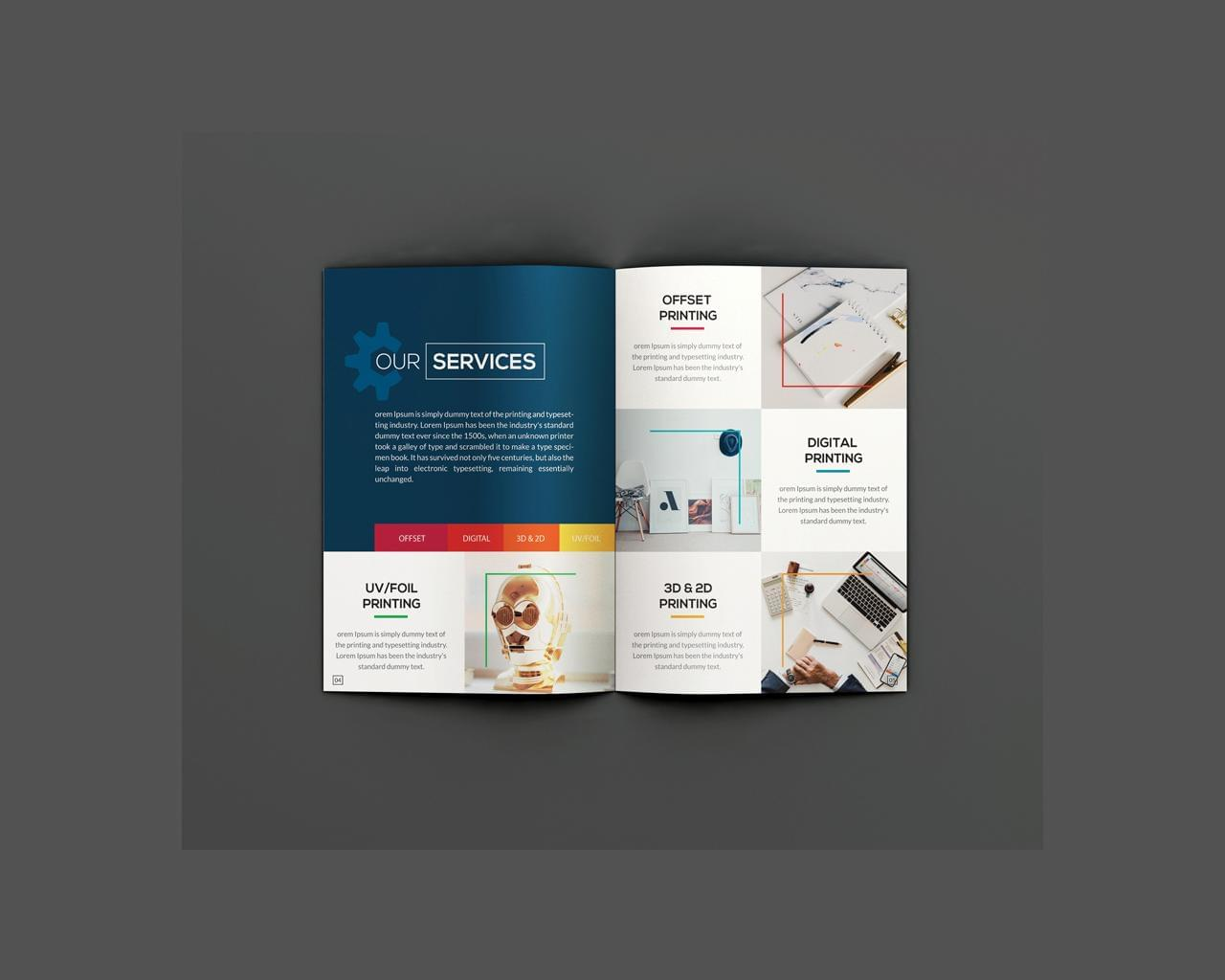 Brochure Design by -axnorpix - 117243