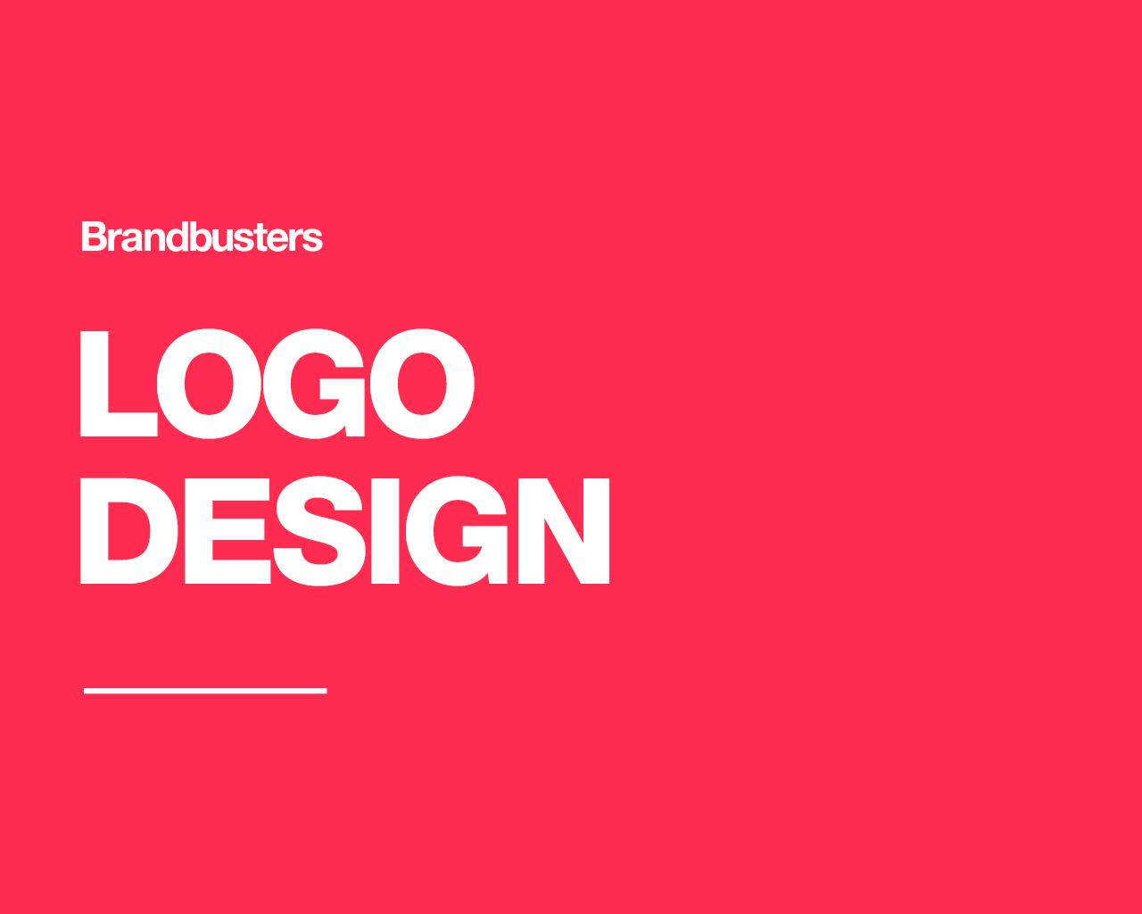 Professional Logo Design by Brandbusters - 110658
