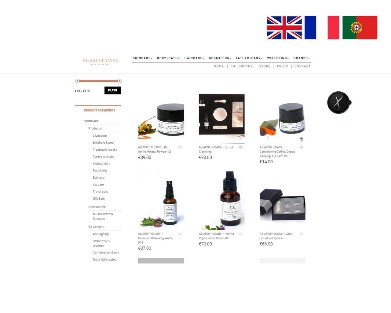 Ecommerce setup with Woocommerce and Product entry by johnnyborga - 105100