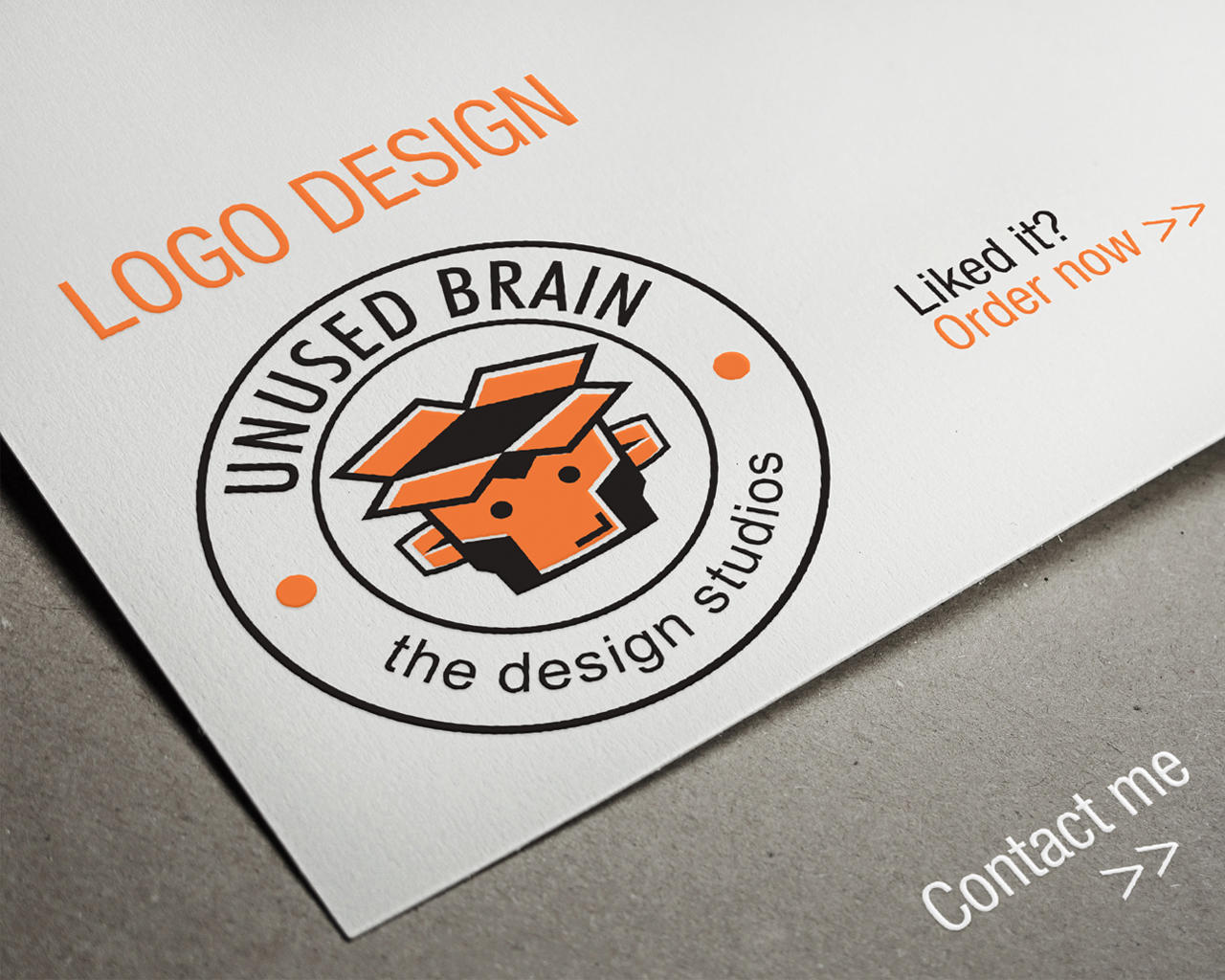 Logo Design Service by ubrain - 65840