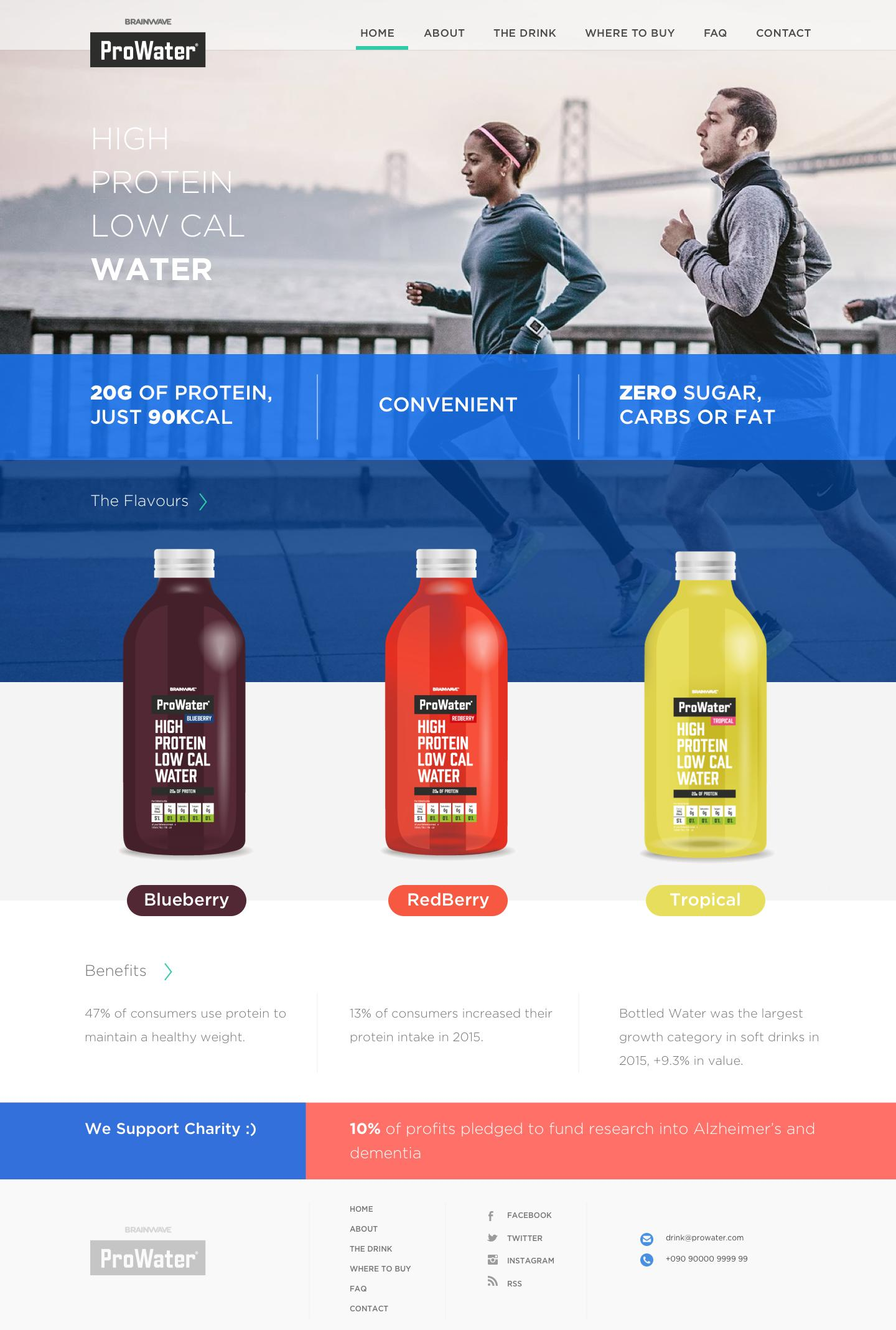 UI/UX design and development for websites   by tinjothomasc - 110101