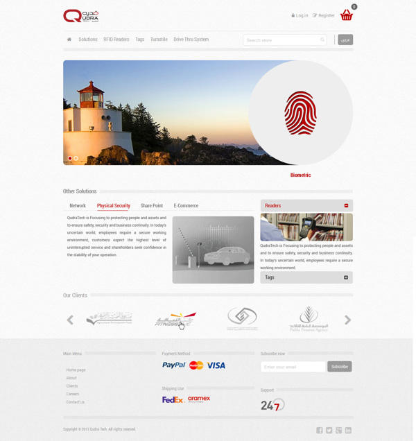Website Customization by pixilito - 39252