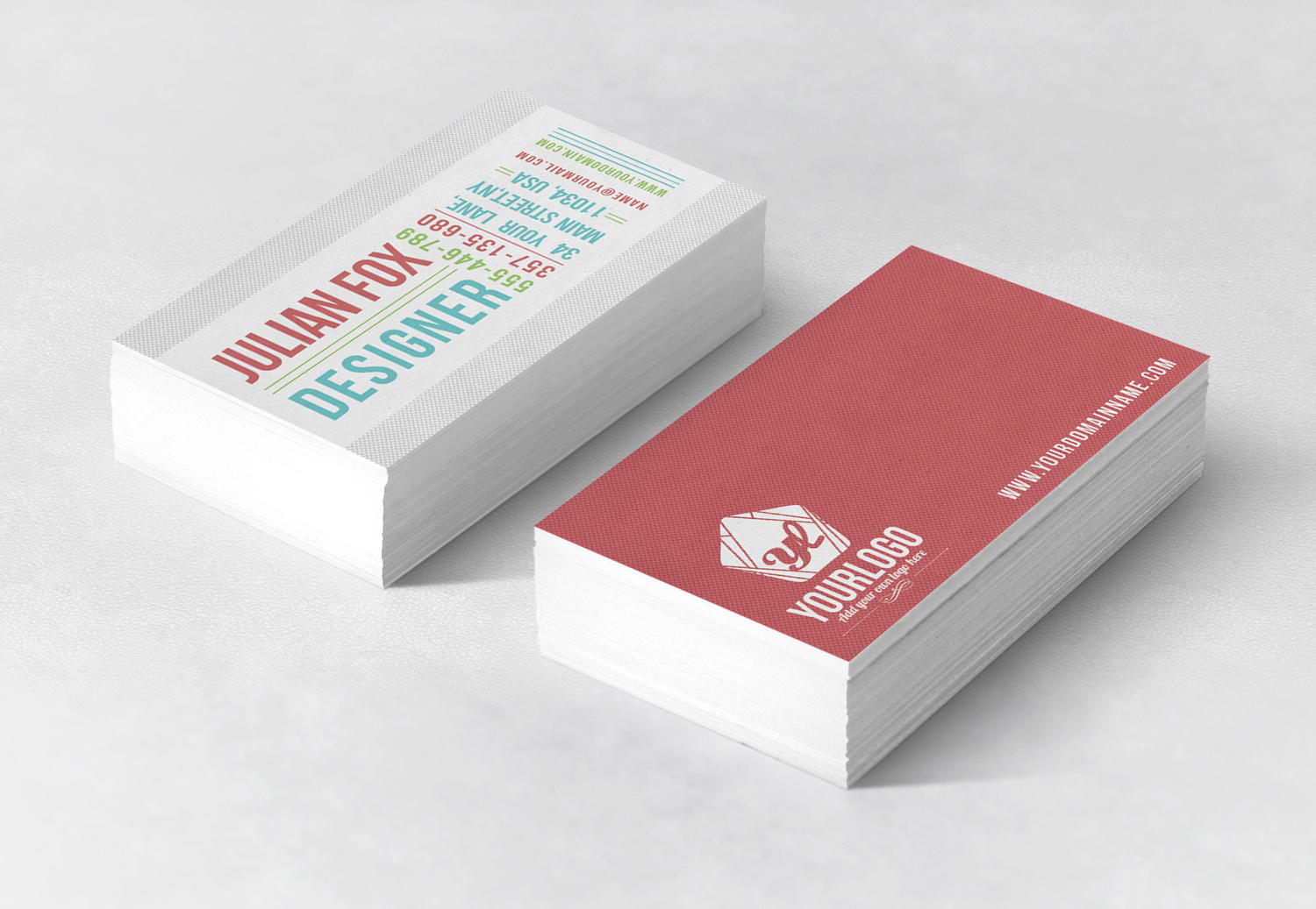 Creative & Corporate Business Card Design by ArtyChristina - 24178