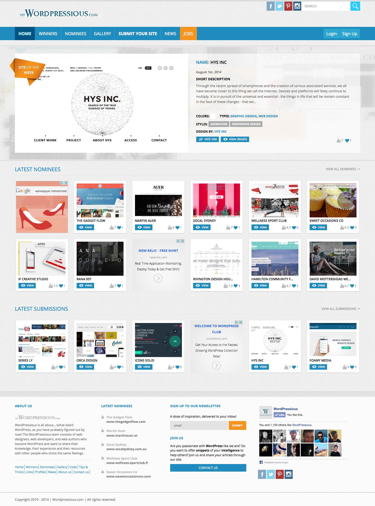Quality Responsive WordPress Website Design and Development  by creativeGagency - 57967