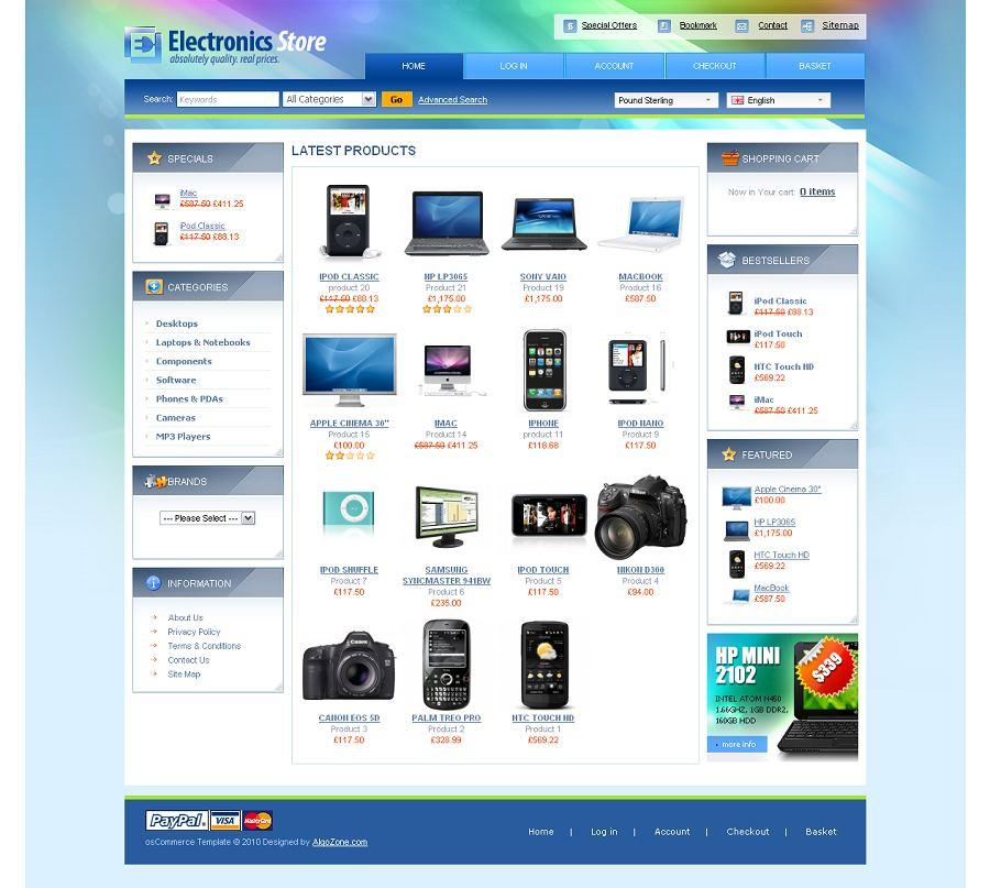 Opencart Theme Installation and Setup by rerror - 44416